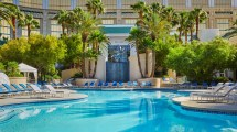 Four Seasons Hotel Las Vegas Pool