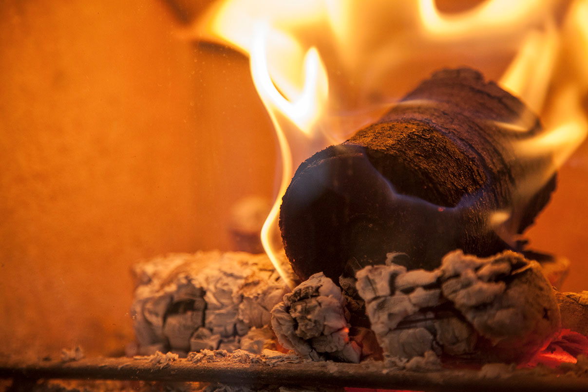 Coffee Logs  10kg Bag of Coffee Log  Briquettes  Wood