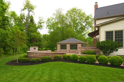 landscaping privacy creating