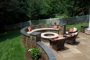 stone patio builders in maryland stone pavers patio builders