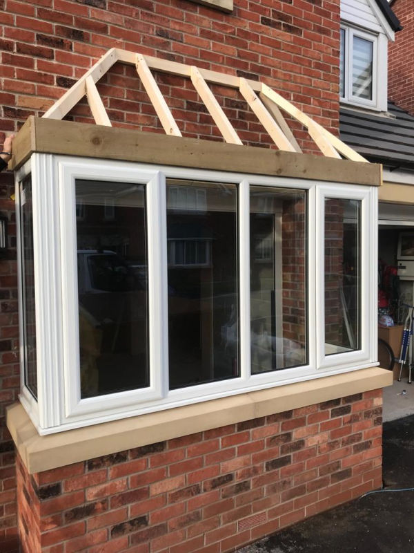 Garage Conversion In Poulton Le Fylde Replacement Conservatory Roof Systems Blackpoolreplacement Conservatory Roof Systems Blackpool