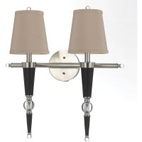 8236 Two-Light Wall Sconce