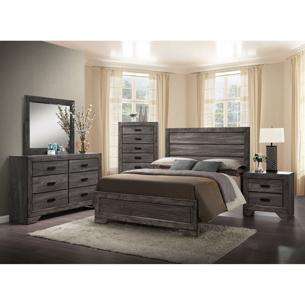 Drexel QueenSize Bedroom Suite  98116A5Q1WG