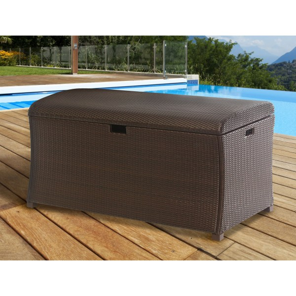 Resin Outdoor Storage Deck Box