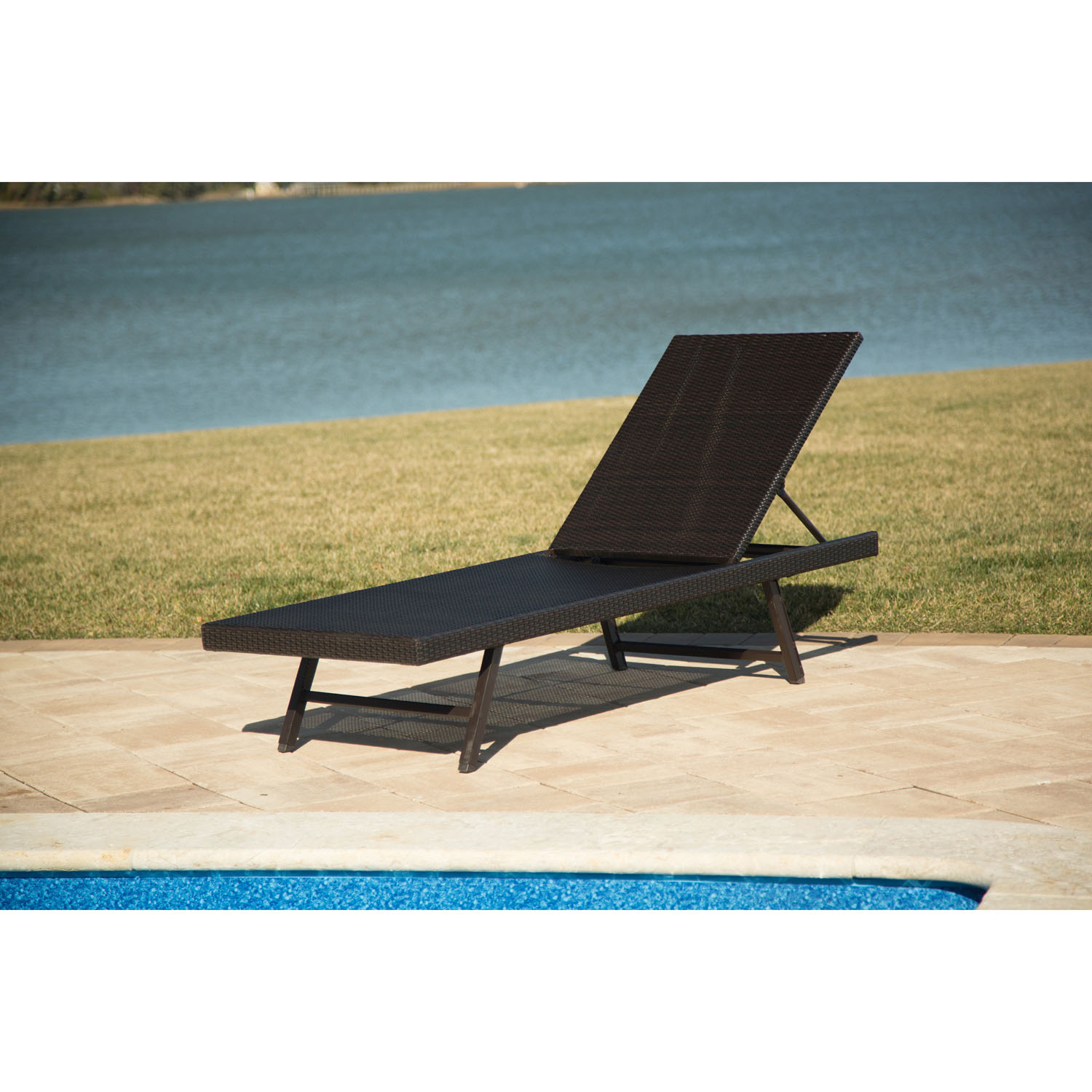 woven lounge chair steel on gem orleans chaise orleanschaise