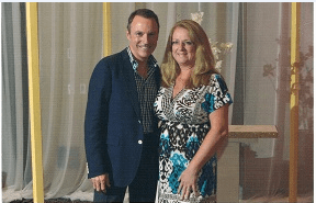 colin cowie and me