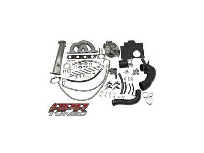 APR 2.0T FSI Stage III Turbo Upgrade Package With Fuel