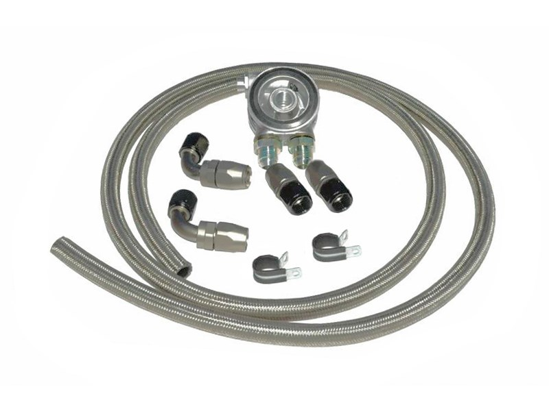 MOCAL VR6 THERMOSTATIC SANDWHICH PLATE AND HOSE KIT