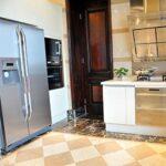 OSALADI Couverture de Poignée de Porte de Réfrigérateur en Lin Décorations D'appareils de Cuisine pour Réfrigérateur Four à Micro-Ondes Lave-Vaisselle Poignée Protecteur pour Éviter Les