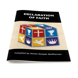 Declaration of Faith