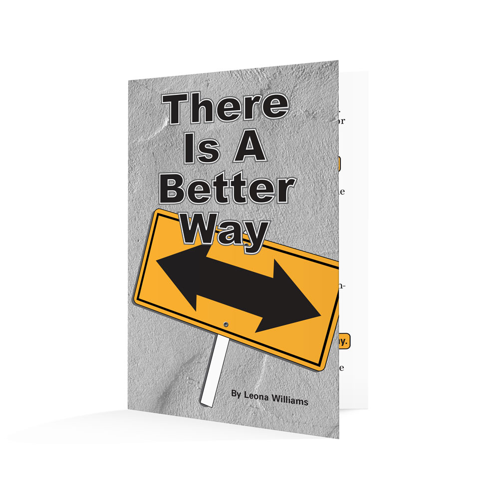 A Better Way >> There Is A Better Way Foursquare Missions Press