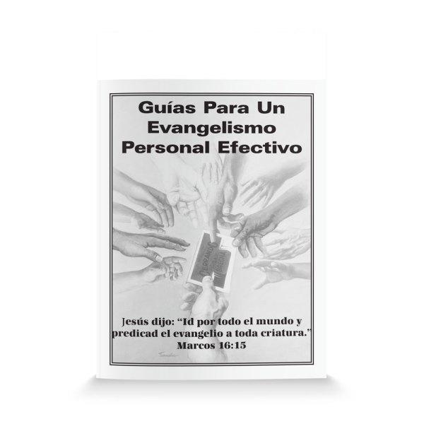 Guidelines for Effective Evangelism-Spanish
