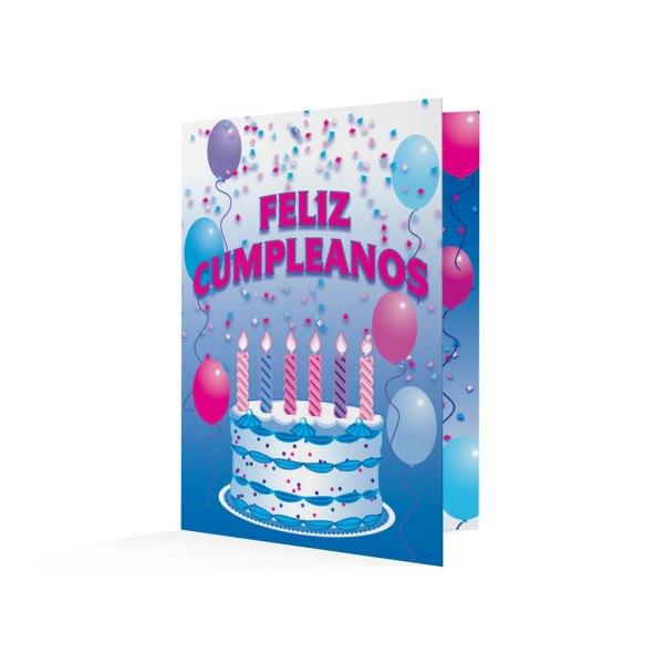 Happy Birthday-Spanish
