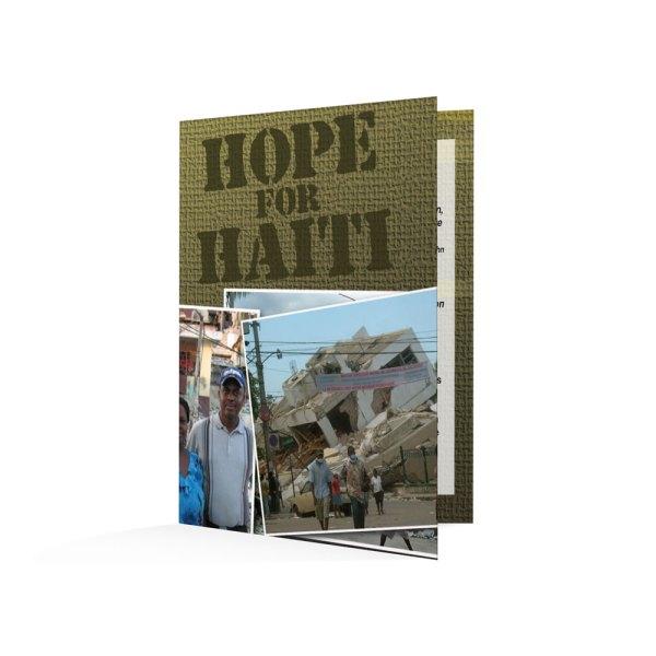 Hope for Haiti-English