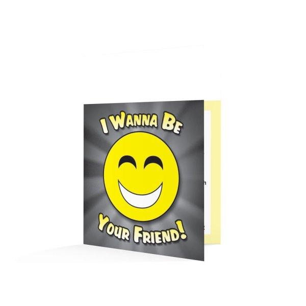 I Wanna Be Your Friend-Mini-English