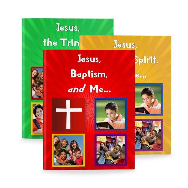 Jesus and Me Series-English