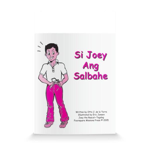 Joey the Rascal-Tagalog
