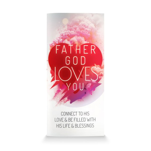 Father God Loves You-English