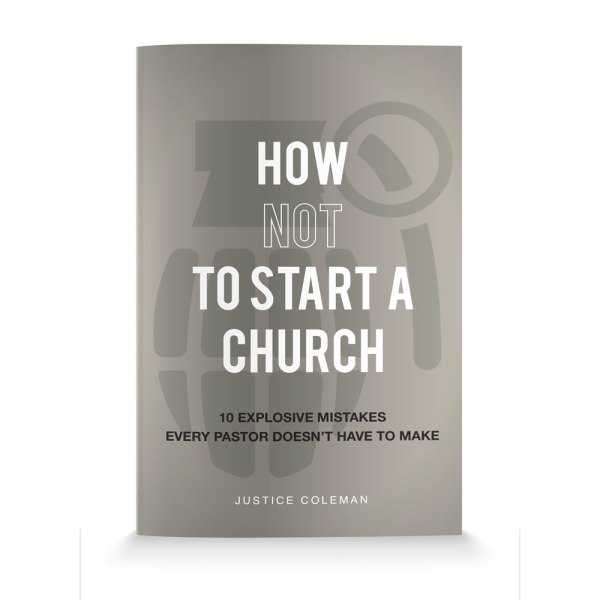 How NOT to Start a Church-English