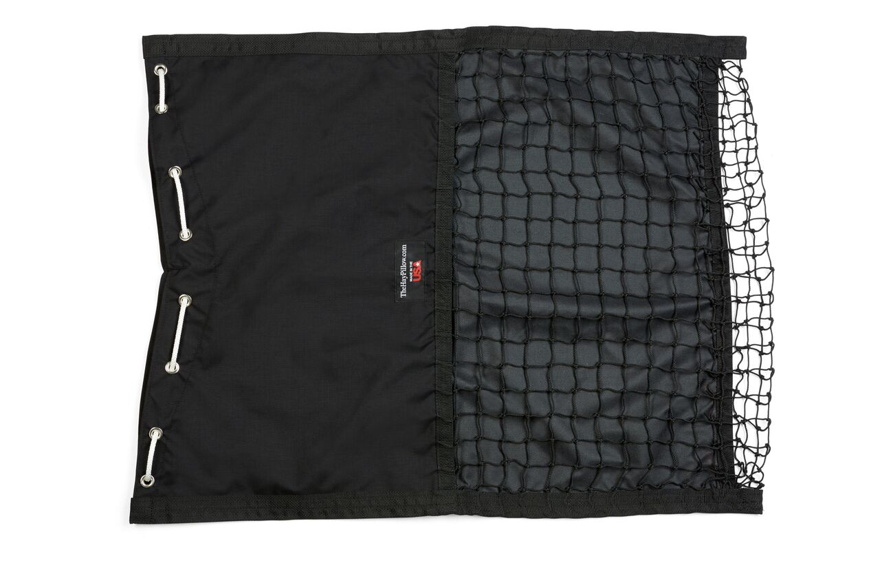 Slow Feed Hay Bag by Hay Pillow USA