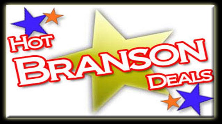 Hot Branson Deals 720x405