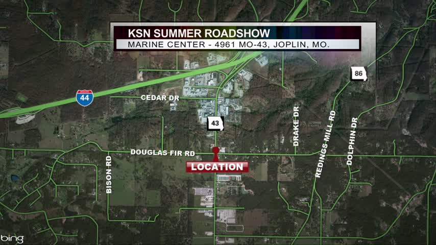 KSN Road Show- Boats- upgrades- and gifts at Marine Center_31800459-159532