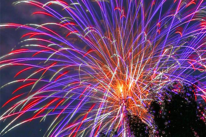 Danger in Dry Weather and Fireworks_197142322824499103