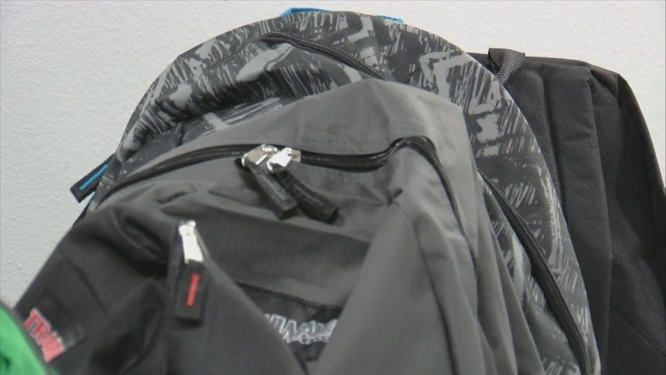 Backpack Handout
