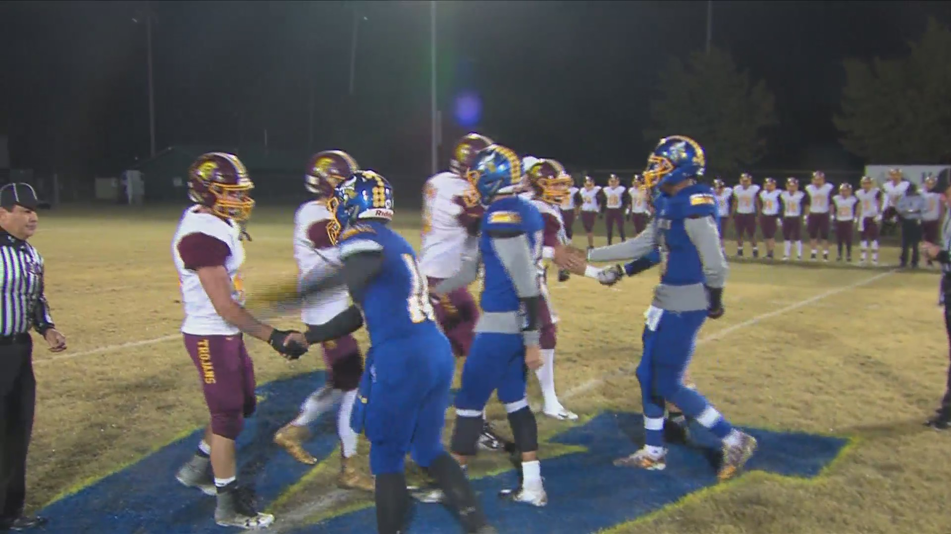 Parsons Earns First Football Playoff Win Since 1976