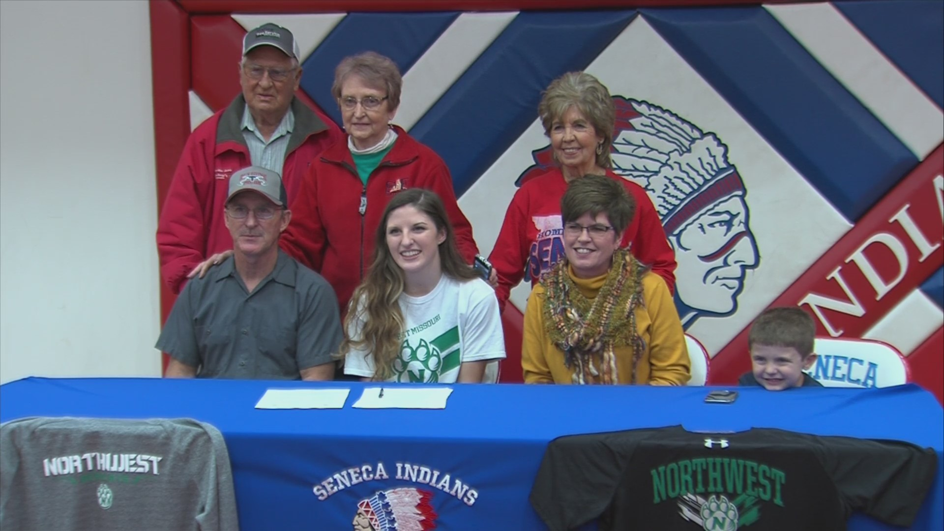 Mailes signs with Northwest Missouri State