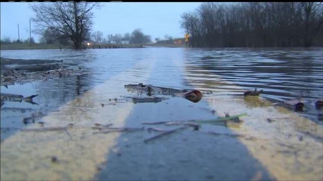 Spring River Flooding