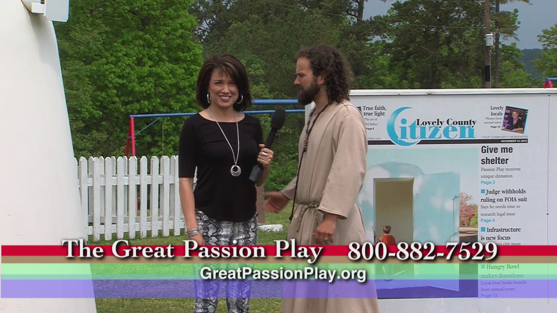 Great Passion Play - Bomb Shelter (051519)