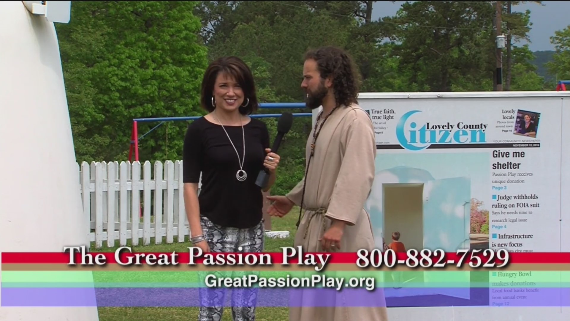 Great Passion Play - Bomb Shelter (052419)