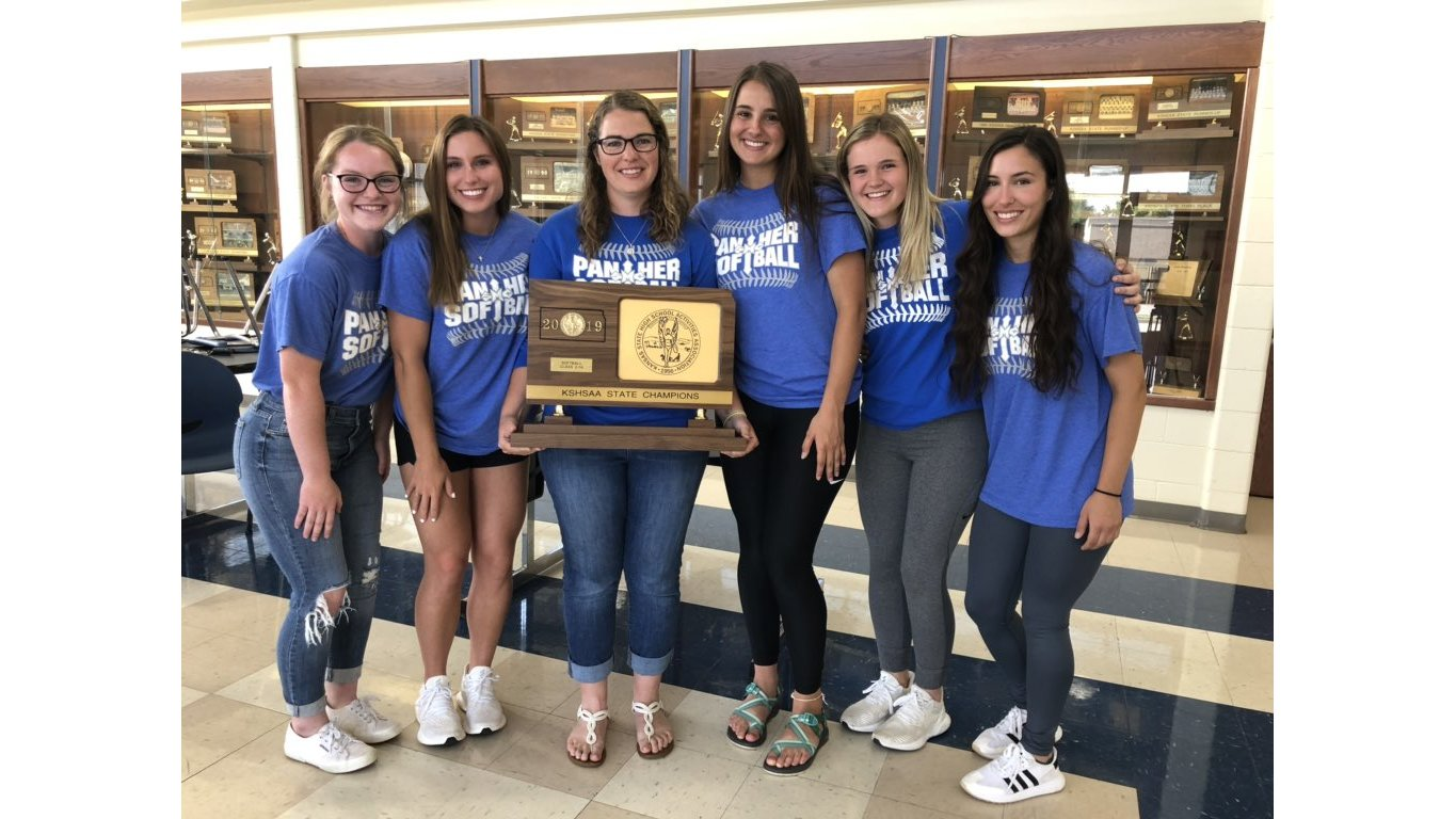 St. Mary's Colgan Softball Seniors Favorite Memories