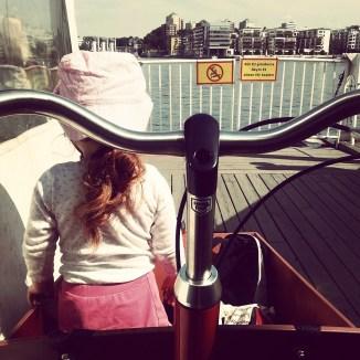 Cargo bike, Hammarby Sjöstad