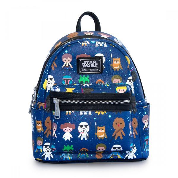 Star Wars Baby Characters Mini Backpack. Photo courtesy of Razors Edge.