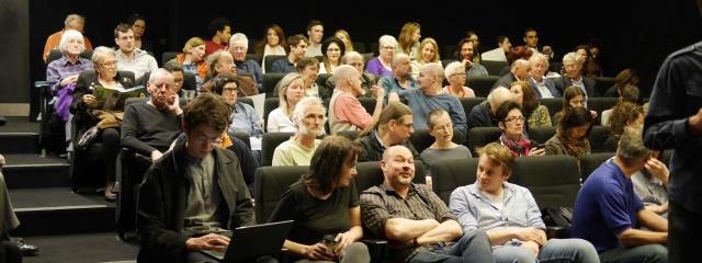 Birkbeck audience