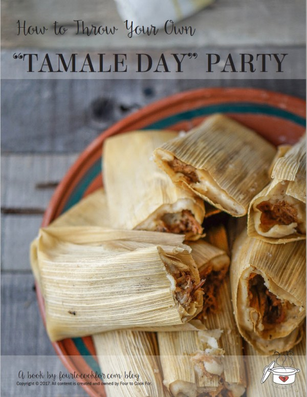 Tamale Day ebook cover