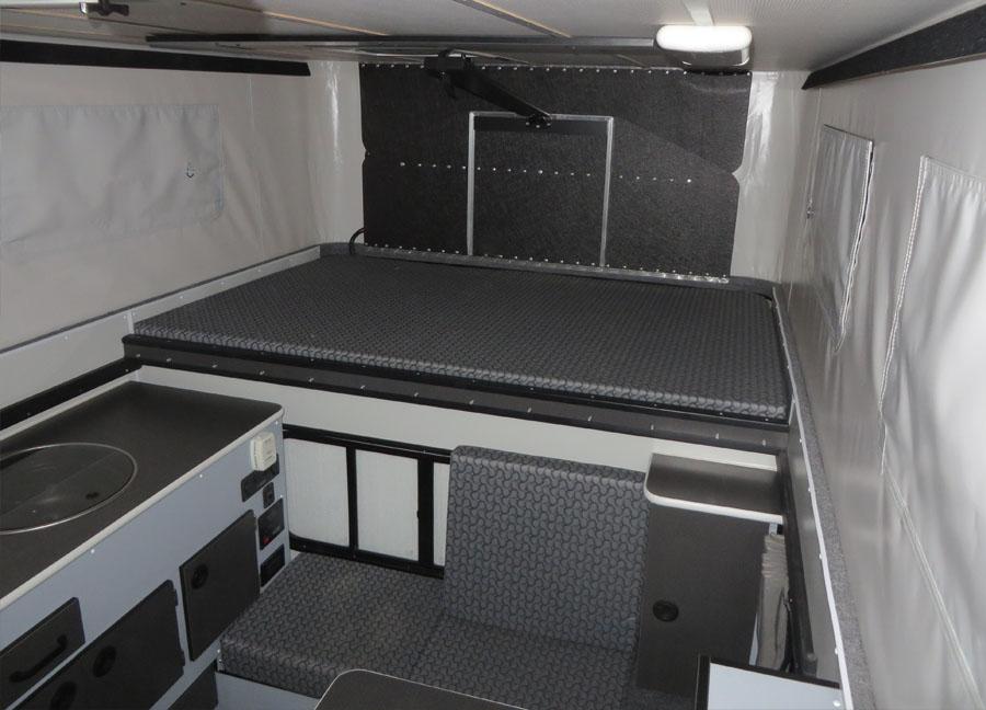 FLEET POPUP REGULAR 6 BED  Four Wheel Campers  Low
