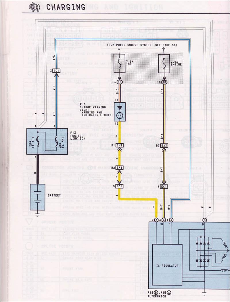 medium resolution of lexu 1uz alternator wiring diagram