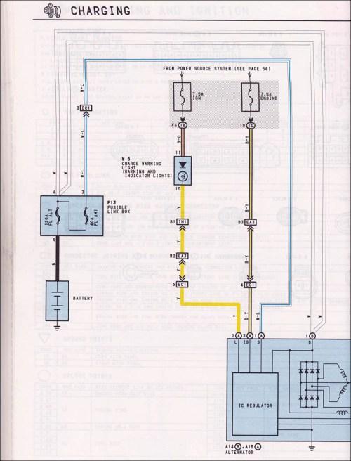 small resolution of lexu 1uz alternator wiring diagram