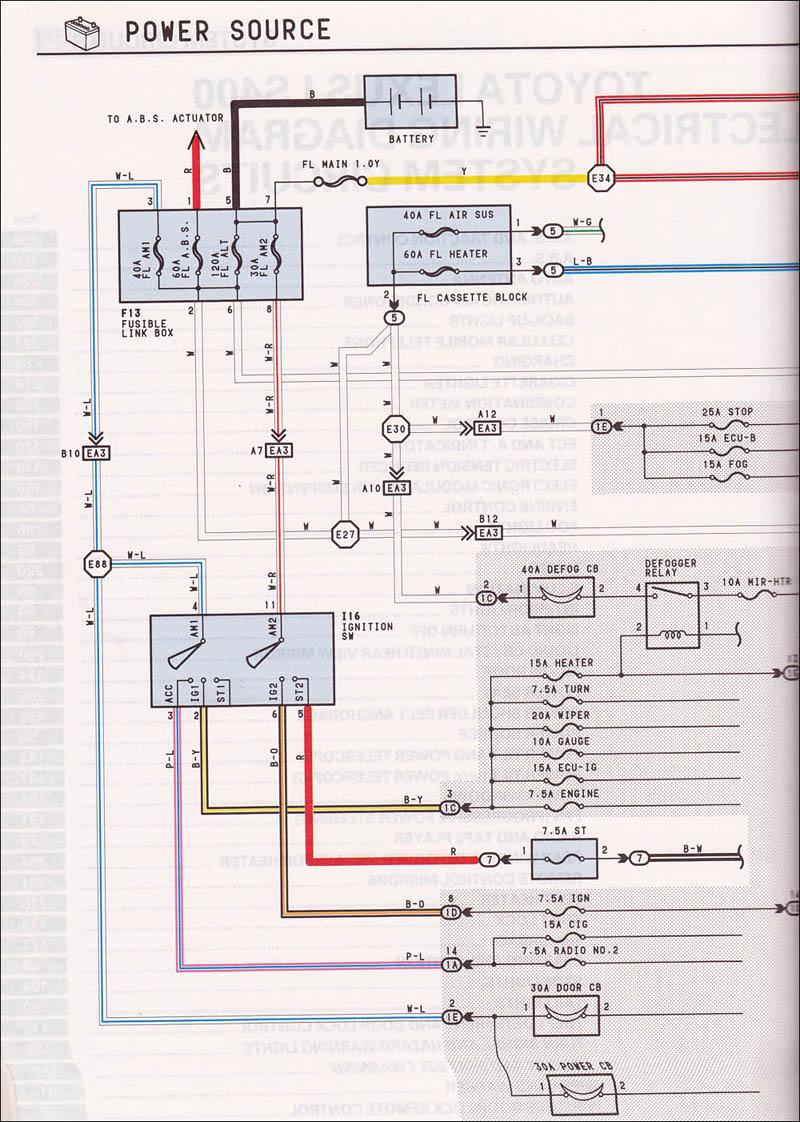 medium resolution of toyota tacoma alternator diagram wiring diagram today 1997 toyota tacoma alternator wiring diagram toyota tacoma alternator wiring