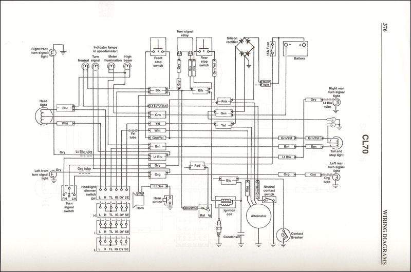 Fine Honda Z50 K1 Wiring Diagram Schematic Diagram Download Wiring Digital Resources Jebrpcompassionincorg
