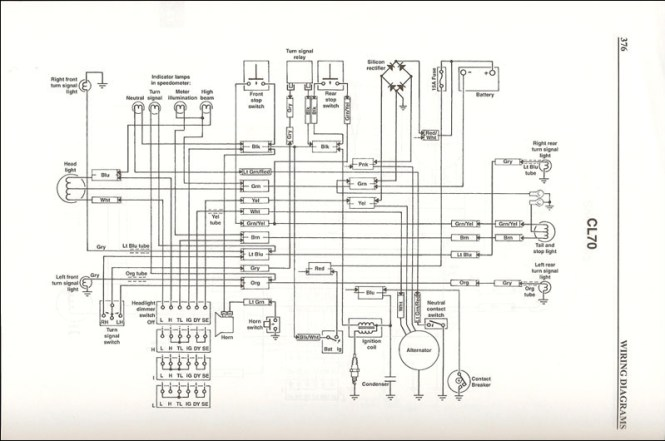 honda z50 wiring diagram wiring diagrams honda z50 k1 wiring diagram diagrams and schematics