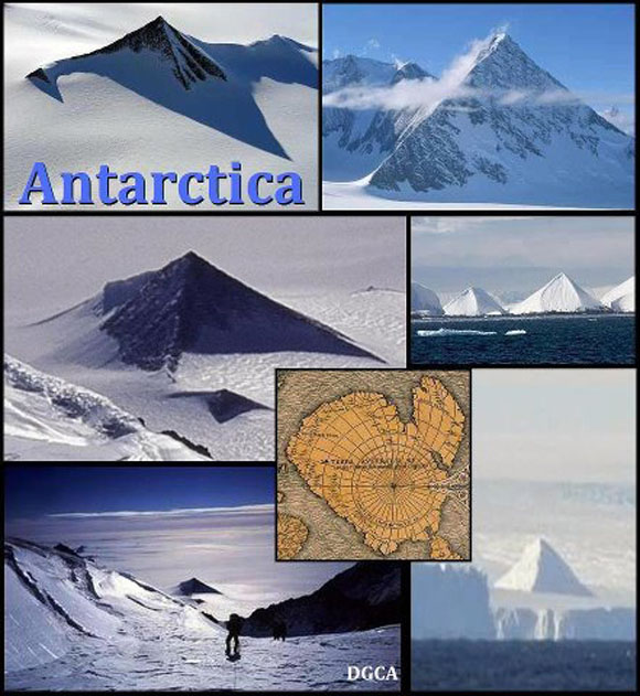 Image result for pyramid antarctica