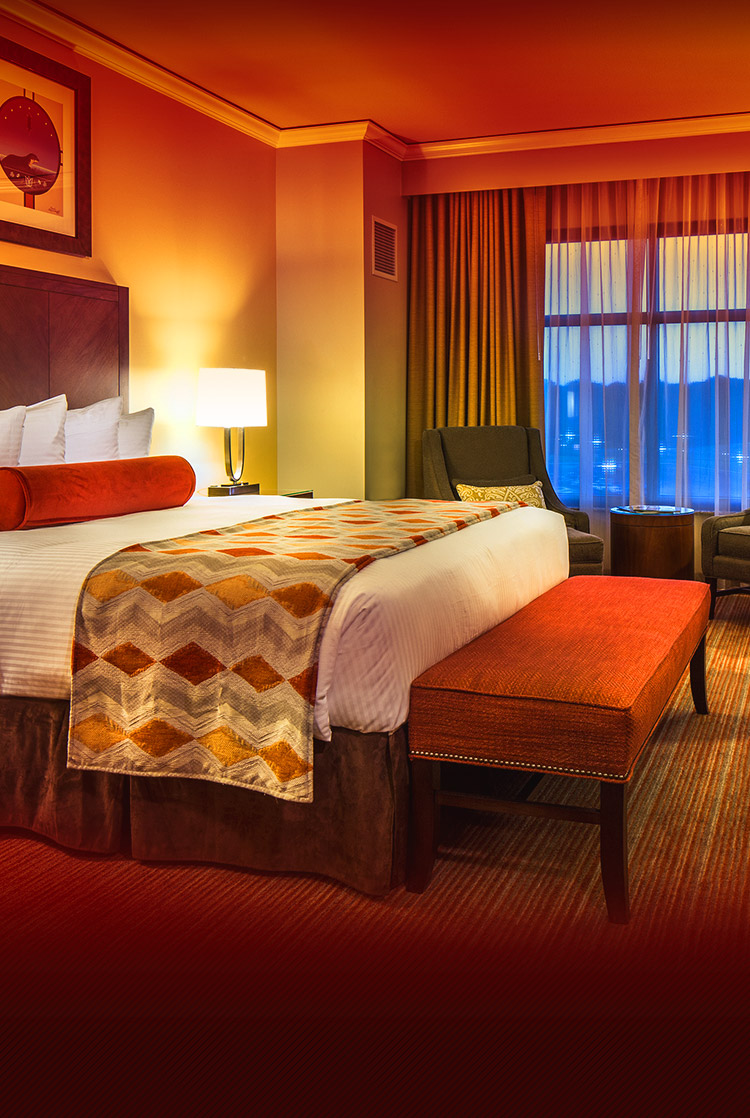 Hotel Amenities  Four Winds Resort  Hotel  Casino