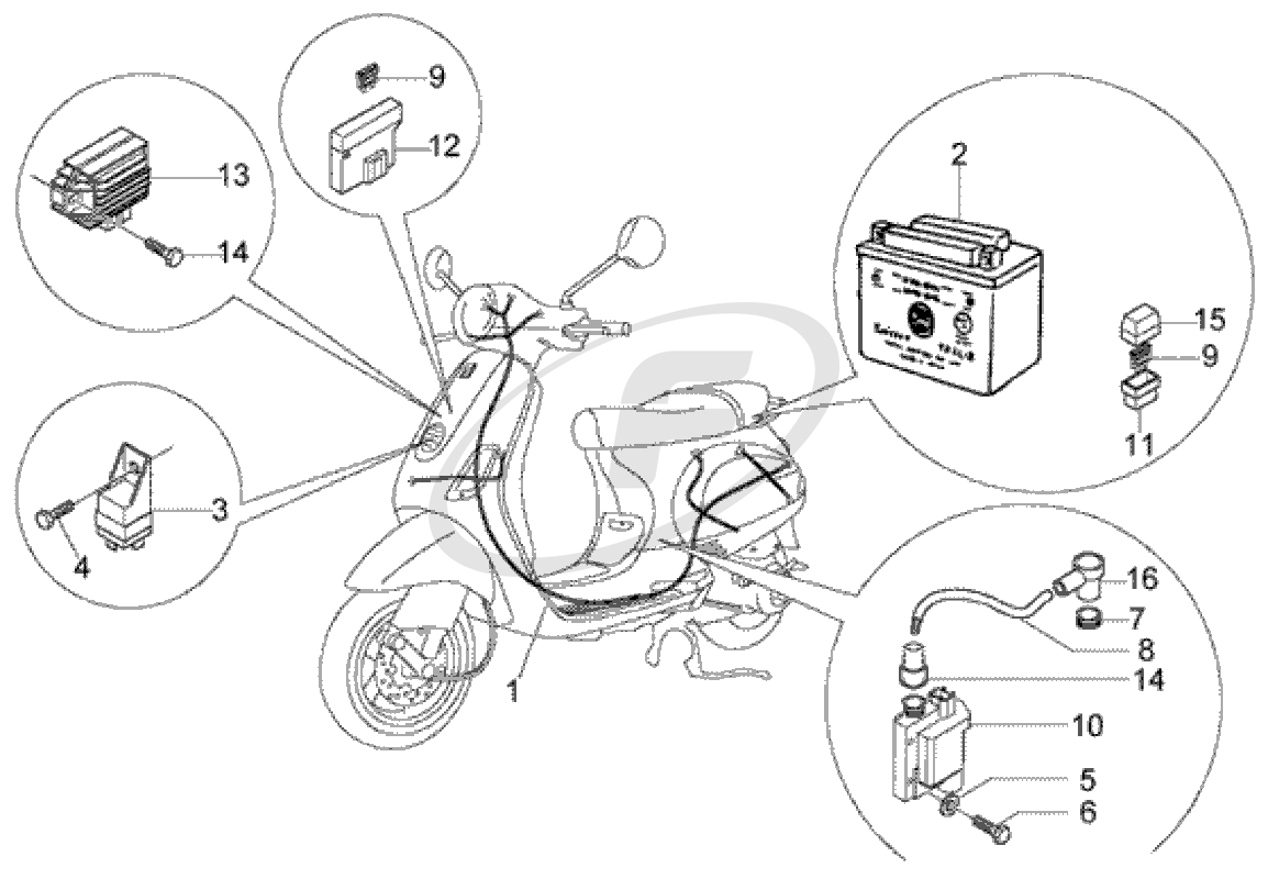 hight resolution of vespa lxv fuse box location wiring diagram vespa gt200 fuse box location wiring libraryvespa lxv fuse