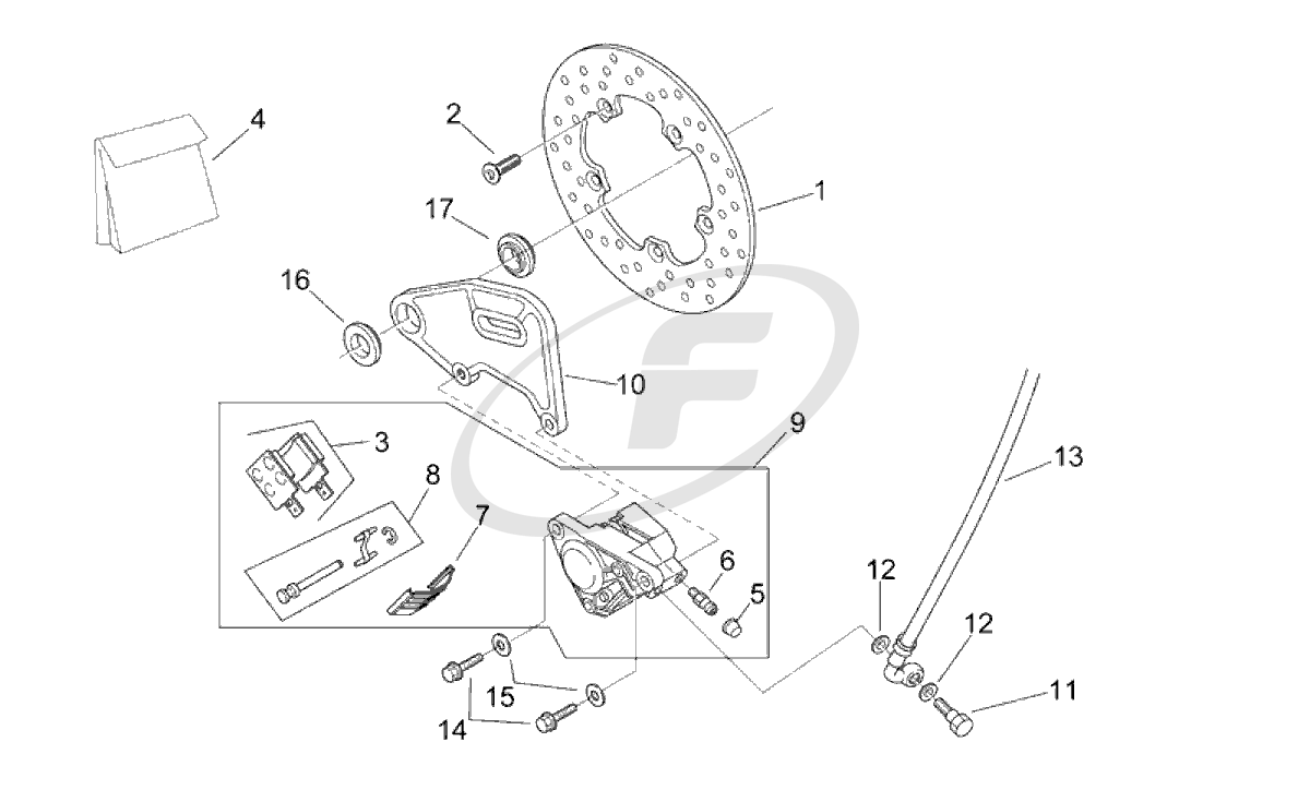 hight resolution of brake caliper rev kit