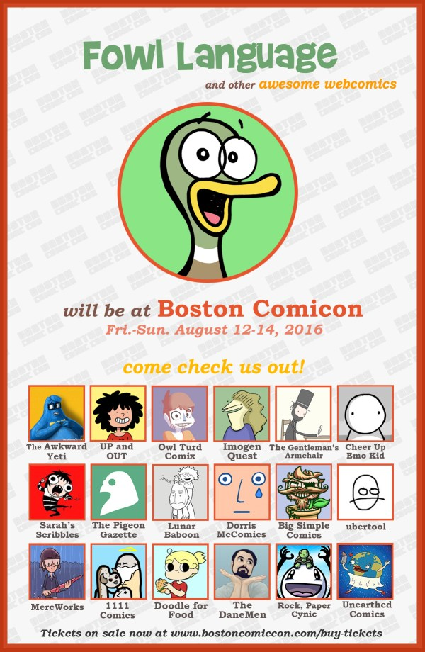 BostonComiconPoster with BRIAN