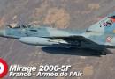 Mirage 2000-5F – 188-EL – EC 3/11 – France – Armée de l'Air – 2016